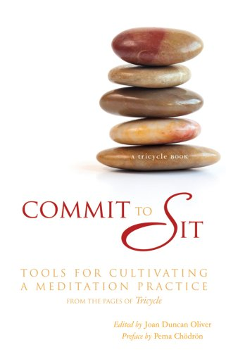 Commit to Sit: Tools for Cultivating a Meditation Practice 9781401921750