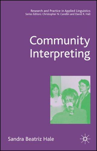 Community Interpreting 9781403940698