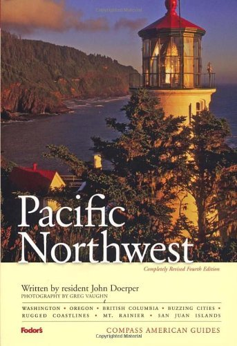 Compass American Guides Pacific Northwest 9781400018673