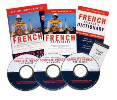 Complete French: The Basics (CD) [With CD] 9781400021369