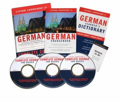 Complete German: The Basics (CD) [With CD] 9781400021406
