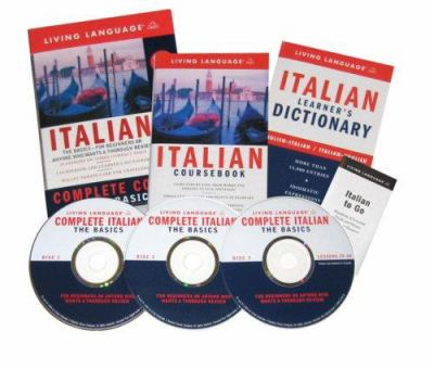 Complete Italian: The Basics (CD) [With CD] 9781400021444