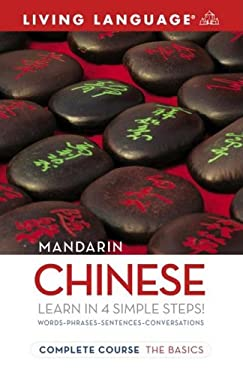 Complete Mandarin Chinese: The Basics 9781400024254