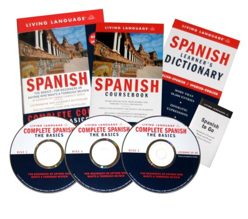 Complete Spanish: The Basics 9781400021321