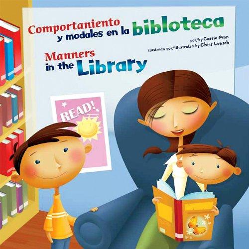 Comportamiento y Modales en la Biblioteca/Manners In The Library