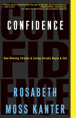 Confidence: How Winning Streaks and Losing Streaks Begin and End 9781400052912