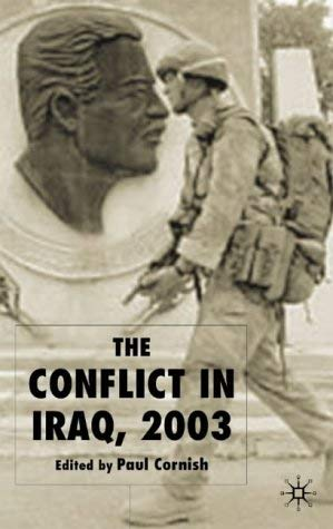 Conflict in Iraq 2003 9781403935267