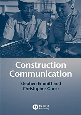 Construction Communication 9781405100021