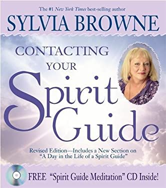 Contacting Your Spirit Guide [With CD]