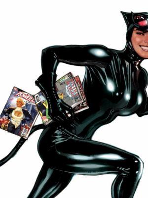 Cover Run: The DC Comics Art of Adam Hughes
