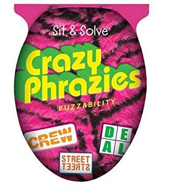 Crazy Phrazies 9781402759840