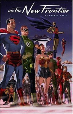 DC: The New Frontier, Volume 2 9781401204617