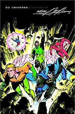 DC Universe Illustrated by Neal Adams Vol. 01 9781401219178