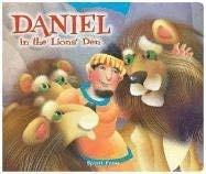 DP Daniel and the Lions' Den 6x5 Board Book 9781403742810