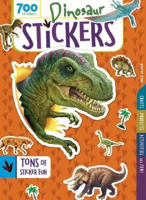 Dinosaur: Sticker Book with 700 Stickers 9781403751294