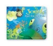 DP Jonah and the Big Fish 6x5 Board Book 9781403742827
