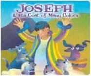 DP Joseph & His Coat of Many Colors 6x5 Board Book 9781403742780