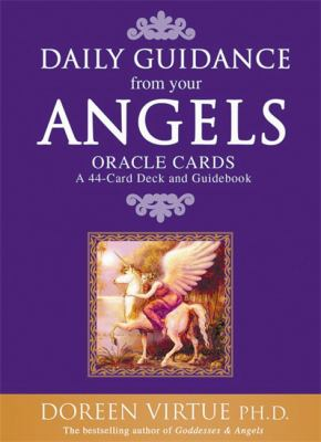 Daily Guidance from Your Angels Oracle Cards 9781401907723