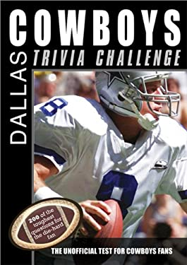 Dallas Cowboys Trivia Challenge 9781402226540