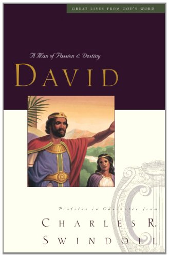 David: A Man of Passion & Destiny 9781400202249