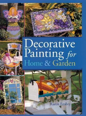 Decorative Painting for Home & Garden 9781402731143