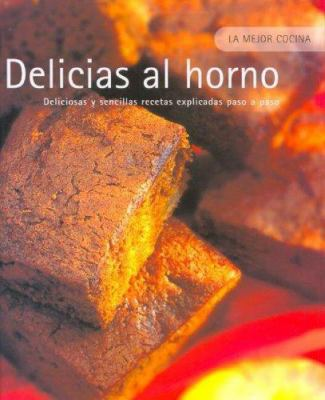 Delicias Al Horno 9781405425148