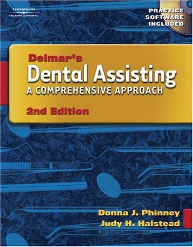 Delmar's Dental Assisting: A Comprehensive Approach 9781401834807