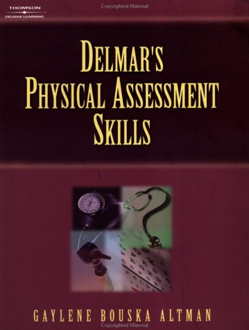Delmar's Physical Assessment Skills 9781401827489