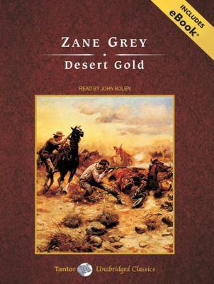 Desert Gold 9781400159369