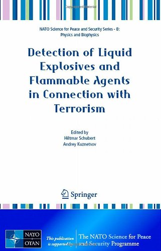 Detection of Liquid Explosives and Flammable Agents in Connection with Terrorism 9781402084652