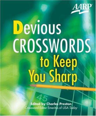 Devious Crosswords to Keep You Sharp 9781402718700