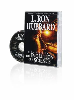 Dianetics: The Evolution of a Science [With Paperback Book] 9781403155245