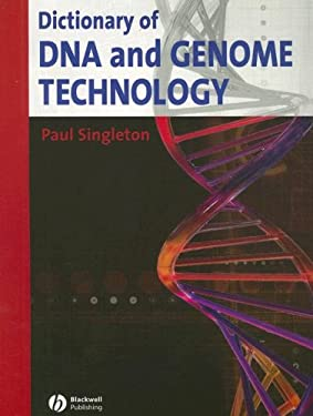 Dictionary of DNA and Genome Technology 9781405156080