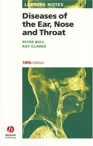 Diseases of the Ear, Nose and Throat 9781405145084
