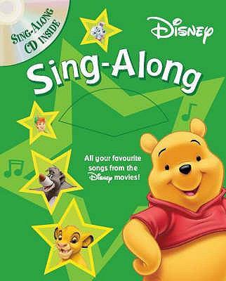 Disney New Singalong 9781405499477