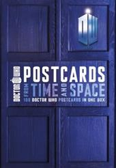 Doctor Who Postcards from Time and Space 13833617
