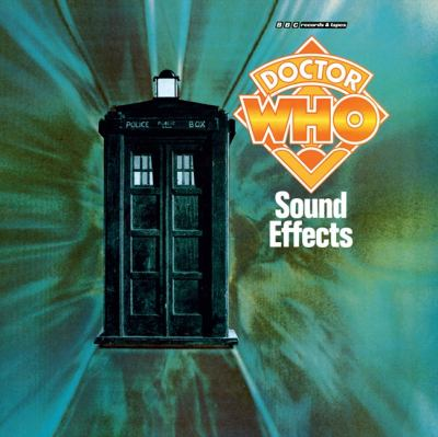 Doctor Who: Sound Effects: Vintage Beeb 9781408470558