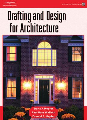 Drafting and Design for Architecture 9781401879952
