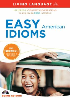 Easy American Idioms [With CDROM] 9781400006595