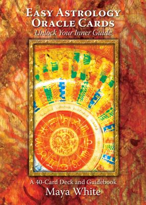Easy Astrology Oracle Cards: Unlock Your Inner Guide 9781401921934
