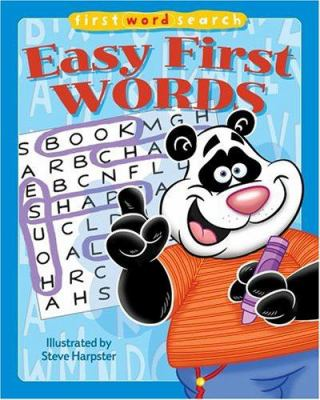 First Word Search: Easy First Words 9781402722981