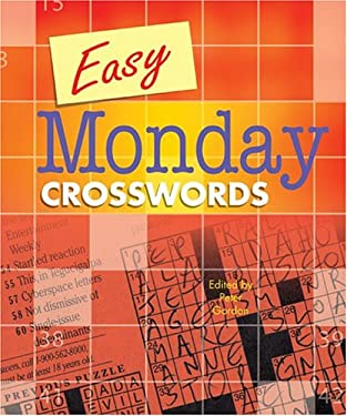 Easy Monday Crosswords 9781402719134