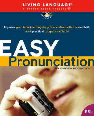 Easy Pronunciation 9781400020898