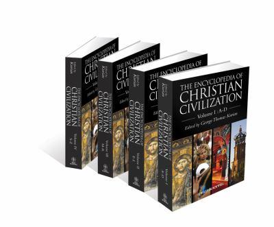 The Encyclopedia of Christian Civilization, 4 Volume Set