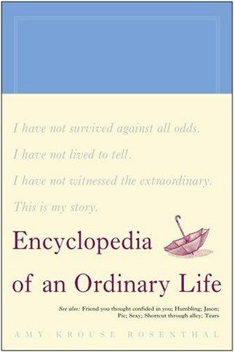 Encyclopedia of an Ordinary Life
