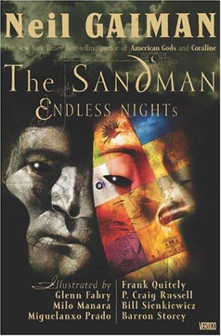 Sandman, The: Endless Nights 9781401201135
