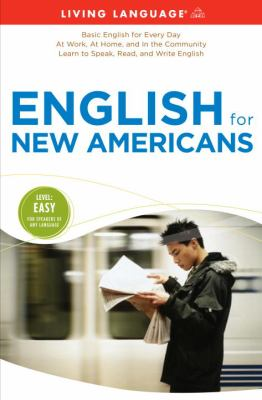 English for New Americans [With Workbook and 3 DVDs] 9781400006588