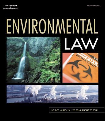 Environmental Law 9781401857141