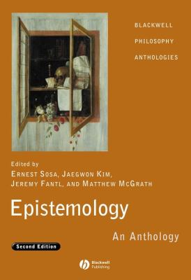 Epistemology: An Anthology 9781405169660
