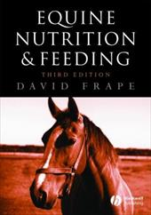 Equine Nutrition and Feeding 6095940